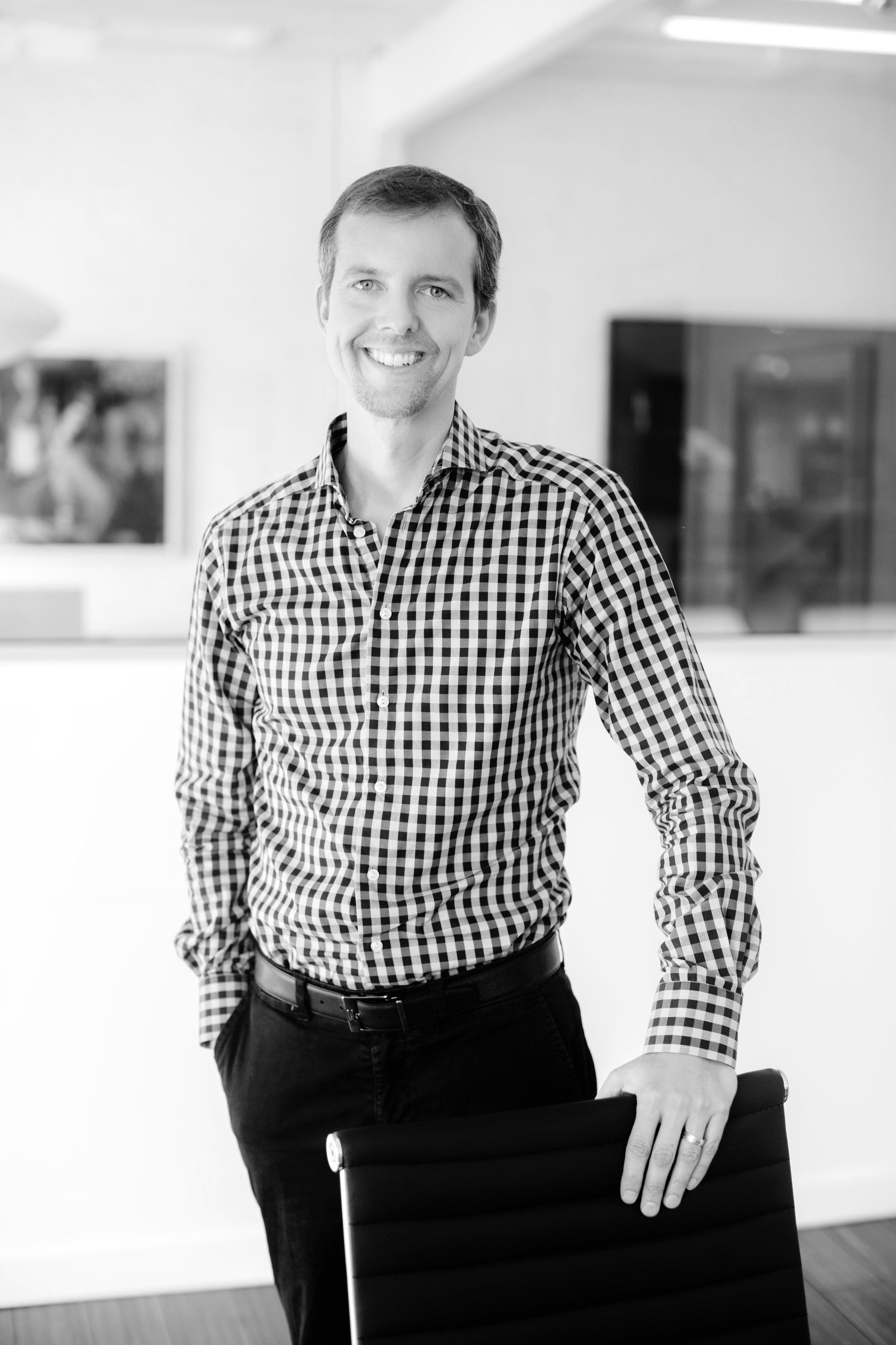 Nate Redmond  Managing Partner