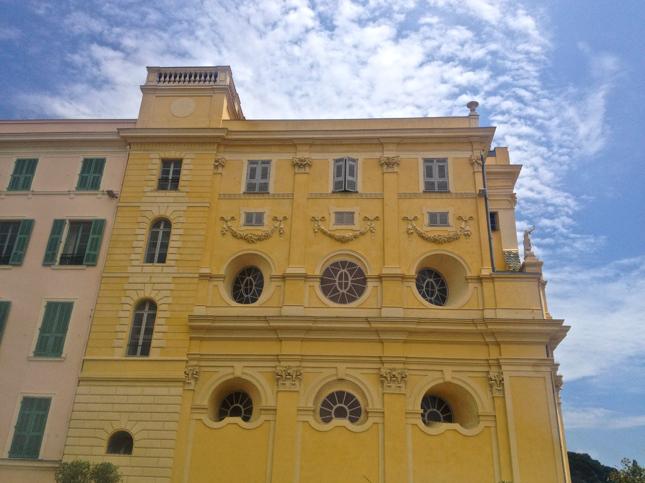 Beautiful Building in Nice