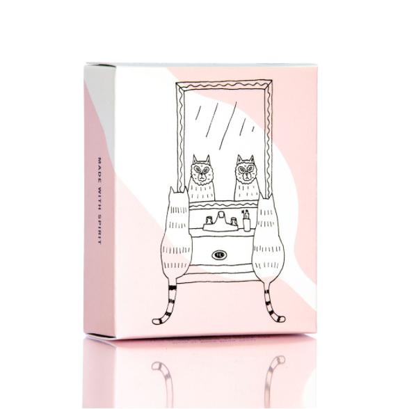 Pink Rose Clay Facial Soap