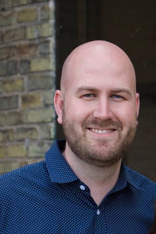 Dan Ebels, Facilities Coordinator