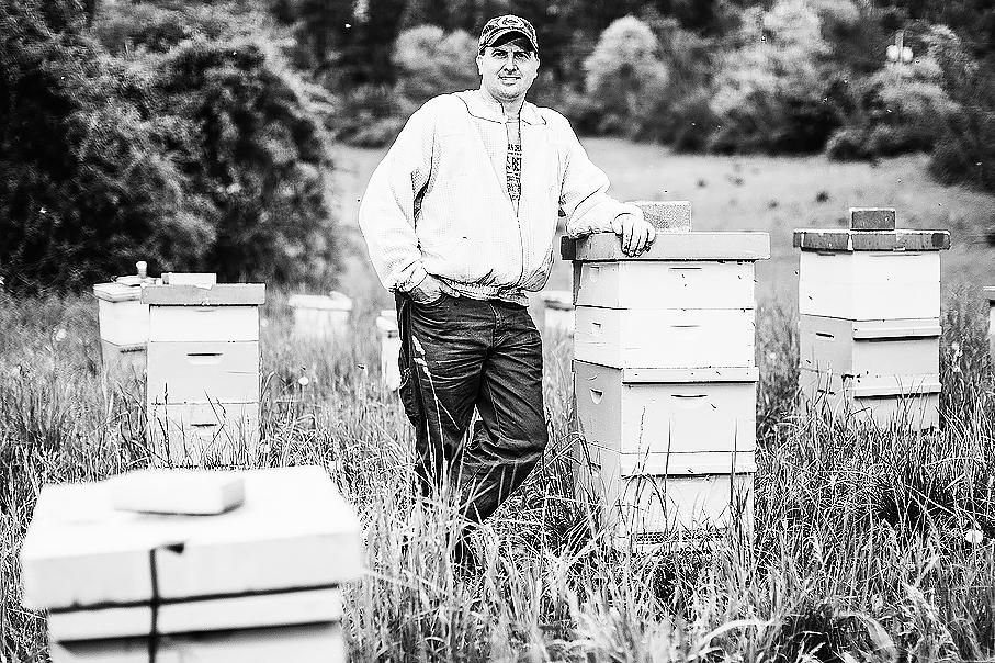 Steve Repasky of Meadow Sweet Bees
