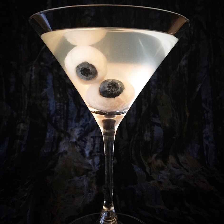 Blume's Hairy Eyeball Cocktail