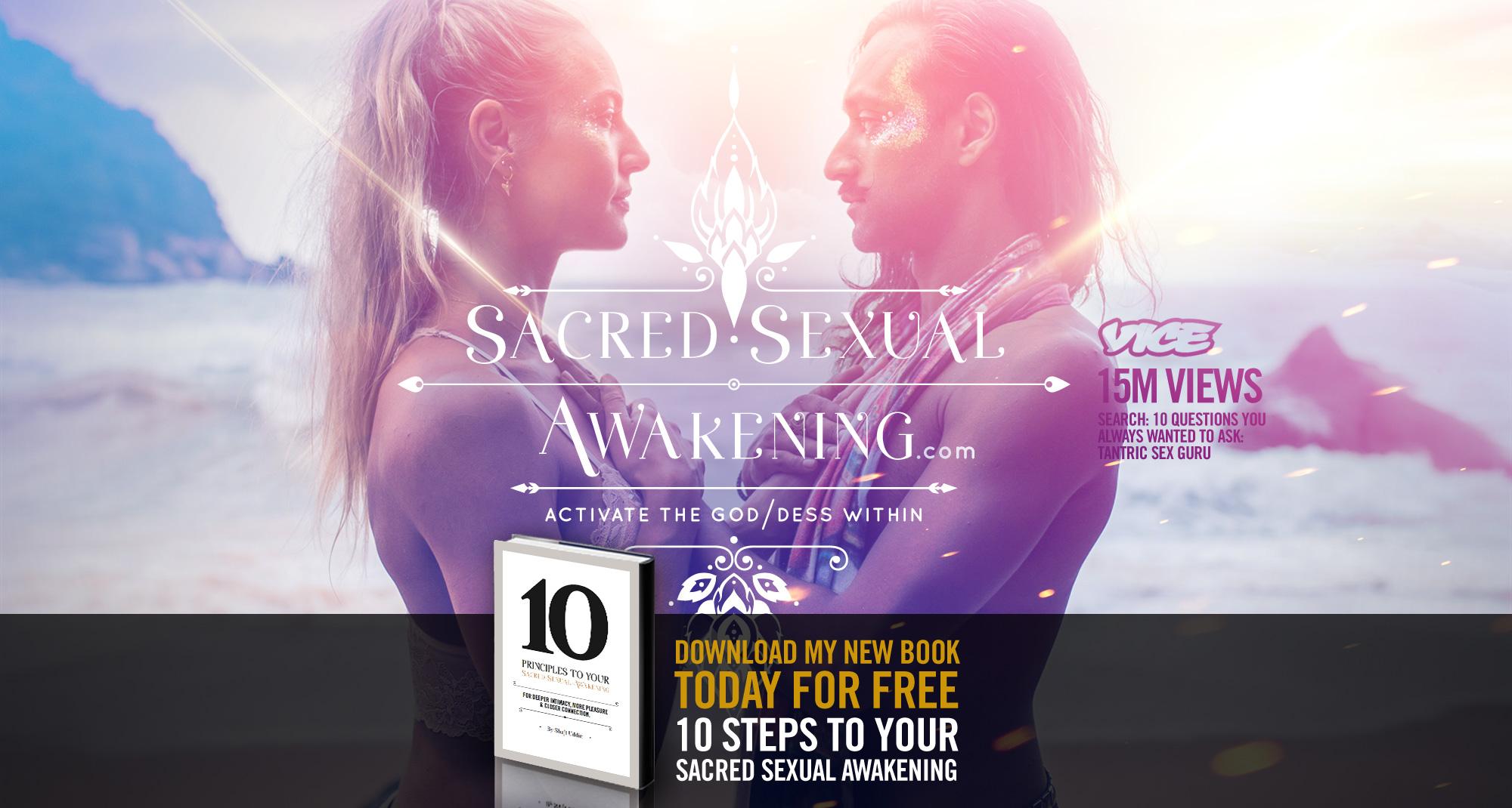 Secrets sacred of tantric sex the The Secrets