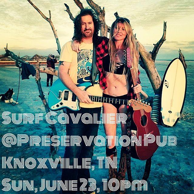 #surfcavalier #preservationpub #preservationpubknoxville #knoxvilletn #knoxvillelivemusic #livemusic #livemusicknoxville #tennesseelivemusic #surfindierock