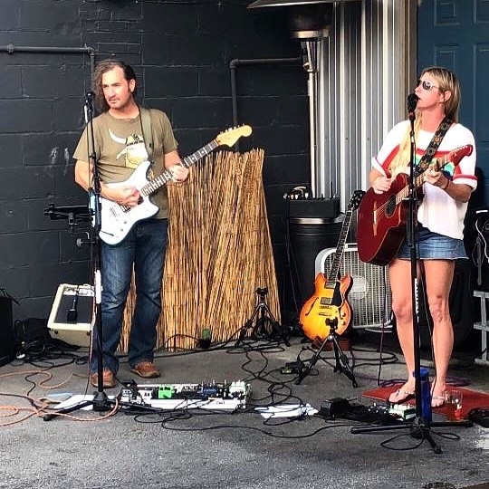 Surf Cavalier Acoustic at Mash & Hops, Cleveland, TN.  #surfcavalier #mashandhops #clevelandtnlife #craftbeers #livemusictennessee
