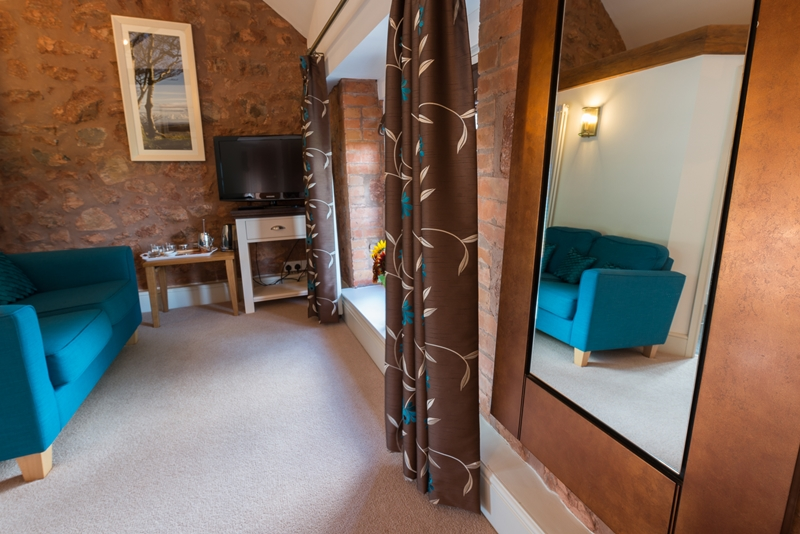 Bed, Breakfast & More   Stylish, Individual Rooms    Book Now