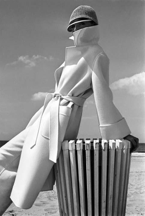 Brian Duffy, French Elle, 1975