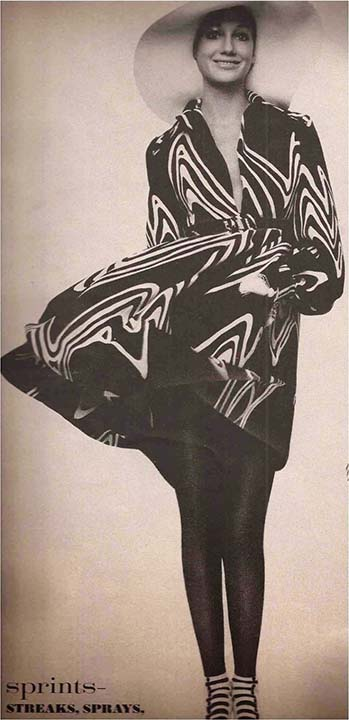 Donald Brooks, 1970