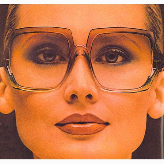 Chris Von Wangenhelm, Christian Dior Ad, Vogue, 1970