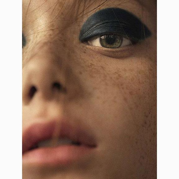 Karim Sadli, Sara Grace Wallerstedt, Vogue Italia, January 2018