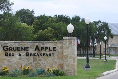 Gruene Apple B&B