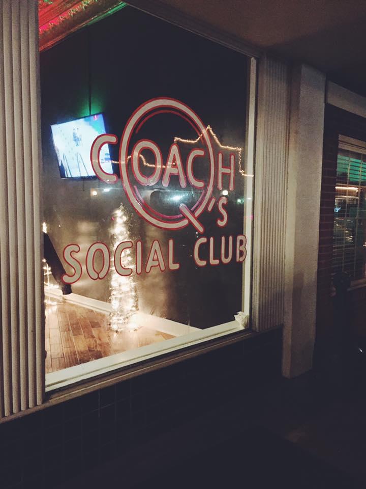 Coach Q's Social Club