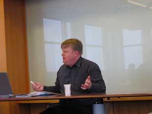 Keith DeRose, Yale University