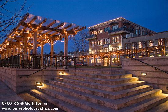 Peace Park, Columbia, MO.  Credit.