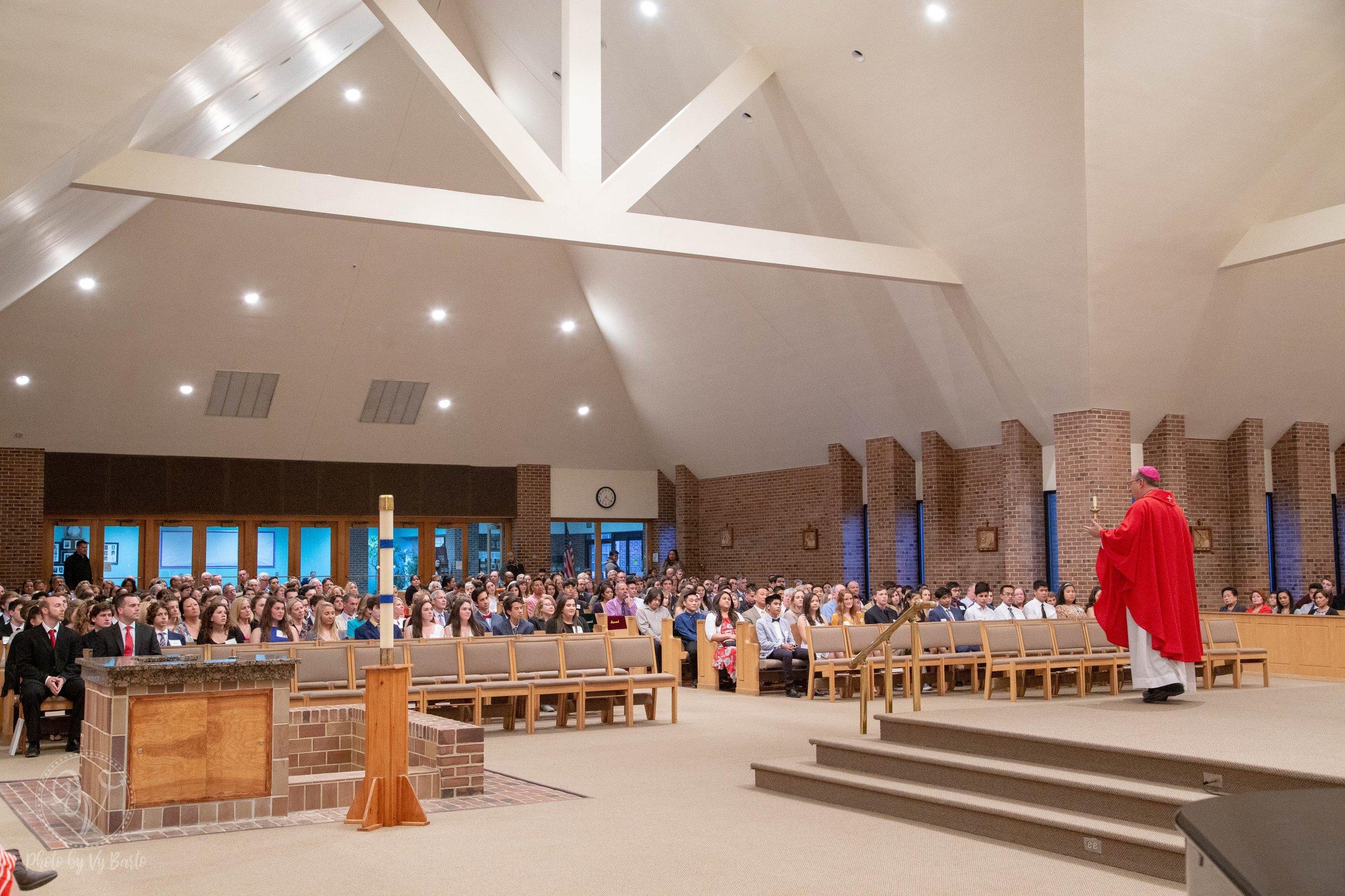 Confirmation - St. Gregory the Great - Virginia Beach, VA