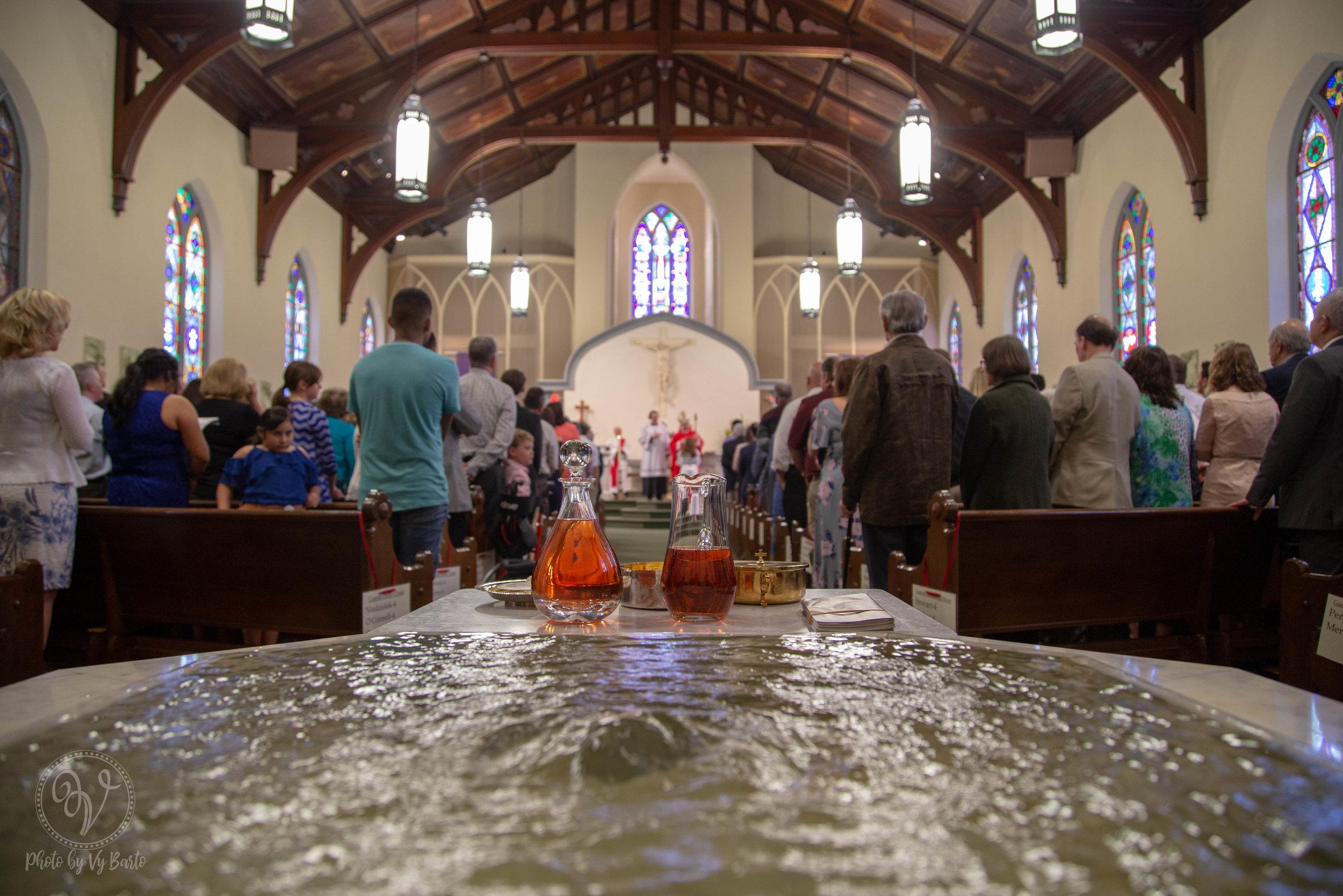 Confirmation - Holy Cross - Lynchburg