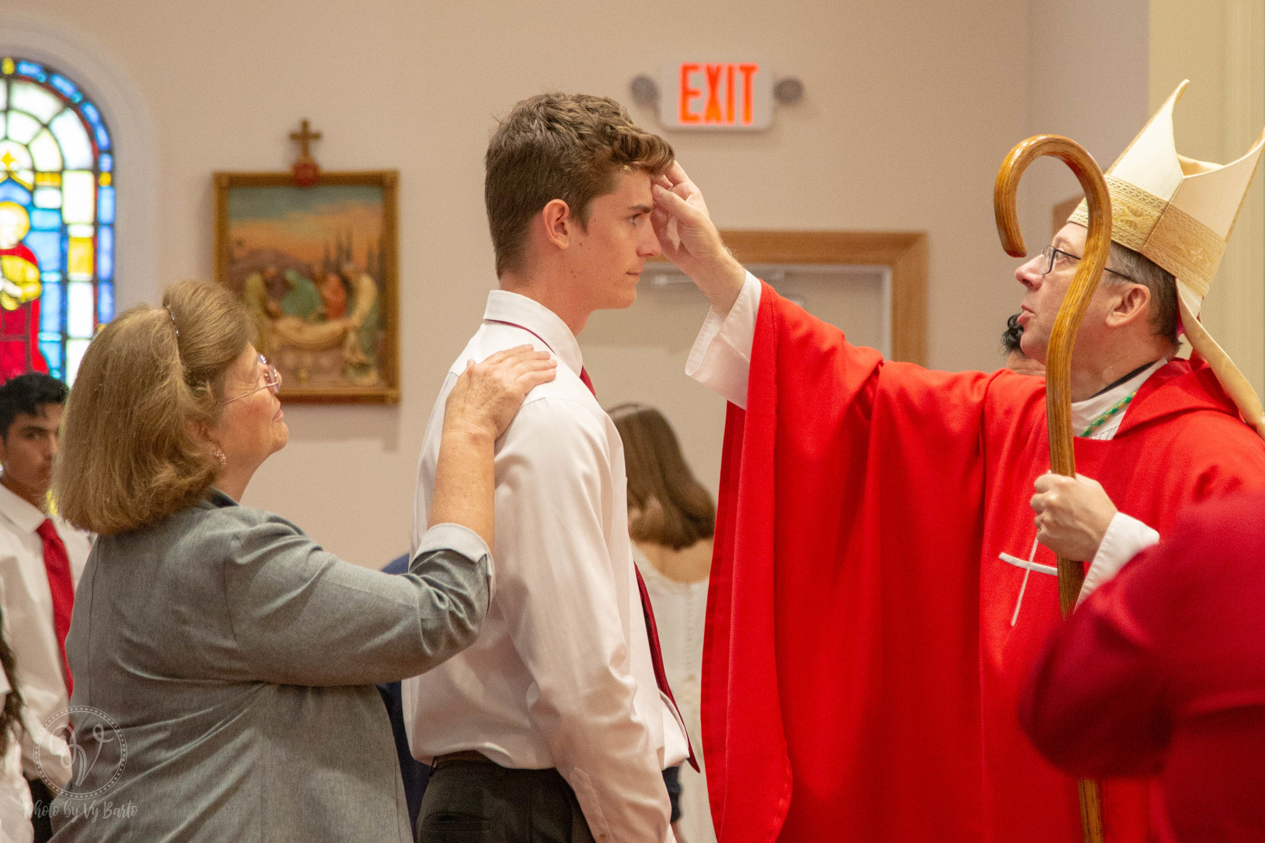 Confirmation - St. Peter the Apostle - Onley