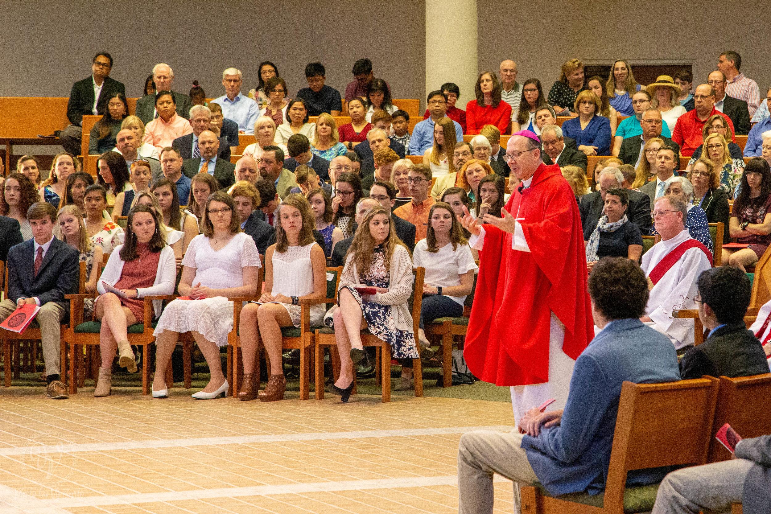 Confirmation - St. Michael's - Richmond