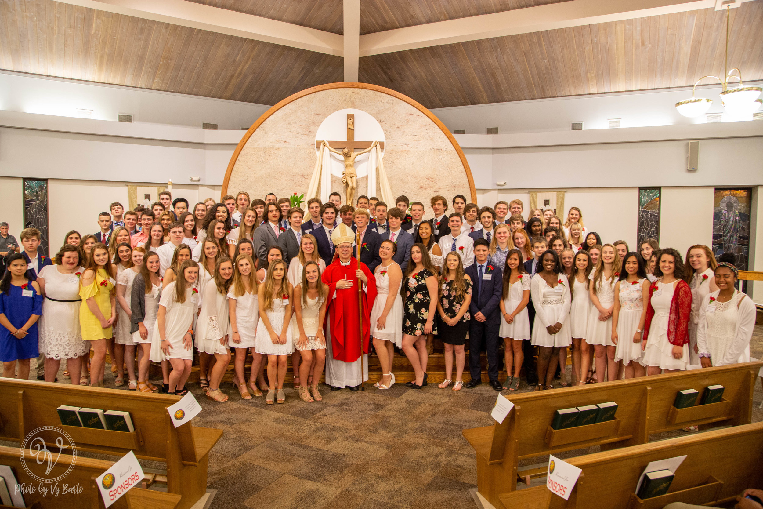 Confirmation - St. Edward the Confessor