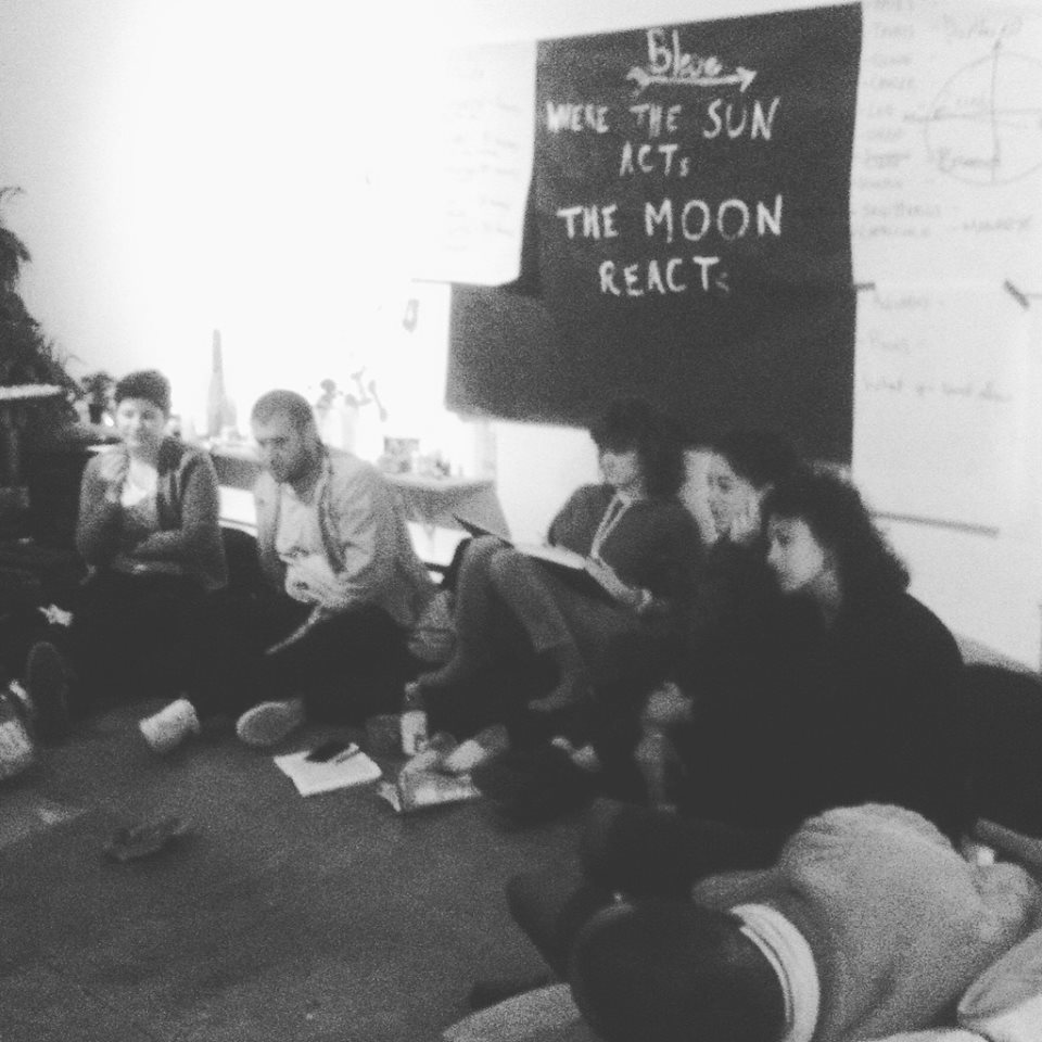 EVENT  MEETING WITH THE CANARIES   Fall 2016 Recess Art  As part of the  Canaries ' residency at  Recess,  WWHIVDD had a chance to meet with the collective to talk about health, well being, living with illness, art, culture, creation and much more.