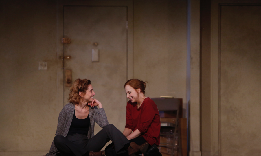 Kathleen Wise and Lauren Marcus in THE HUMANS at St. Louis Rep - Photo by Jerry Naunheim, Jr.
