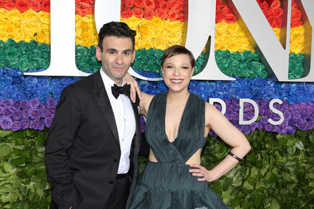 Joe Iconis' new musical  Love in Hate Nation  will open this November at Two River Theater. His wife and  Be More Chill  alum Lauren Marcus will be featured in the cast. (© David Gordon)