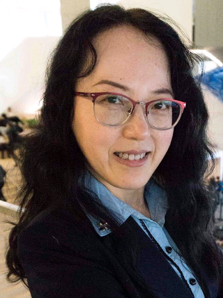 Dr. Linying Dong | Ryerson Supervising Professor