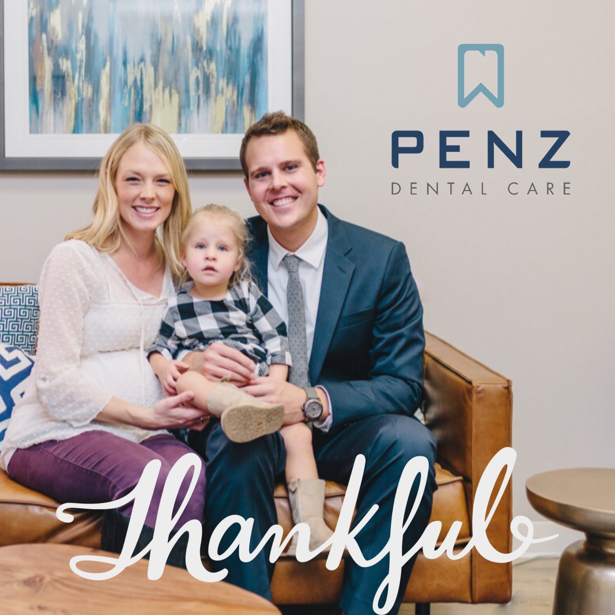 Penz Family Thank You