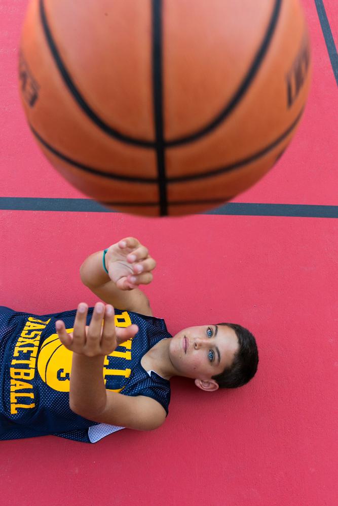 Basketball Theme — FOCUS on MBK