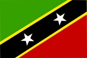 St. Kitts/Nevis  (E.C. Dollar) - $2.70