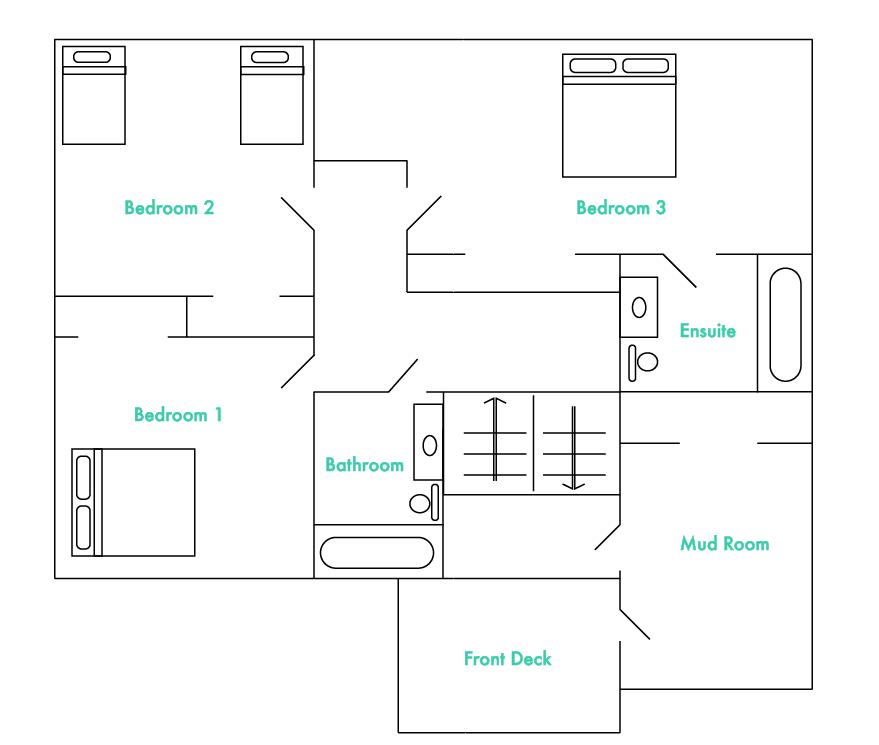 Mid-level Floor Plan