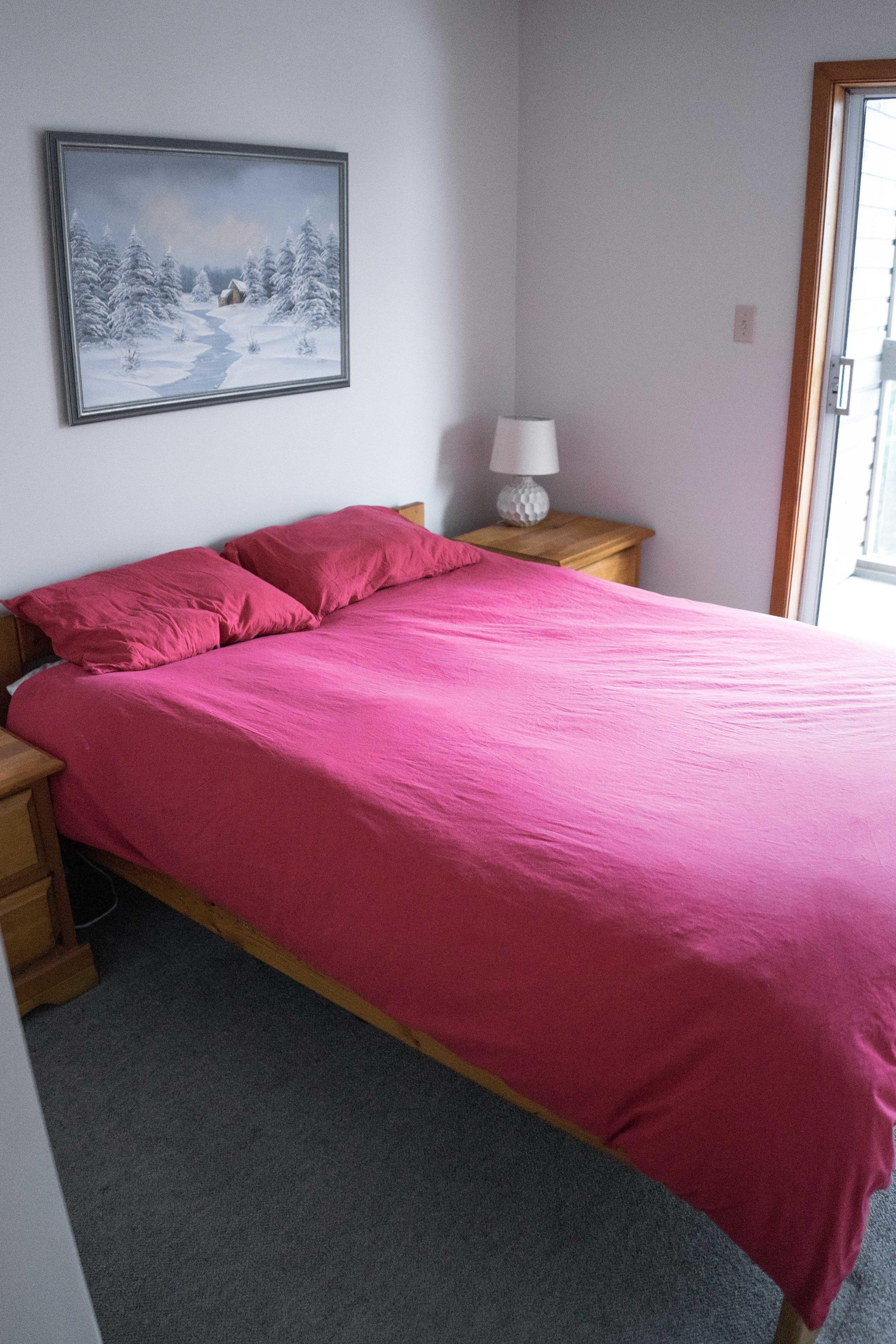 Whistler - Season - Accommodation - Franz's Chalet Bedroom 2