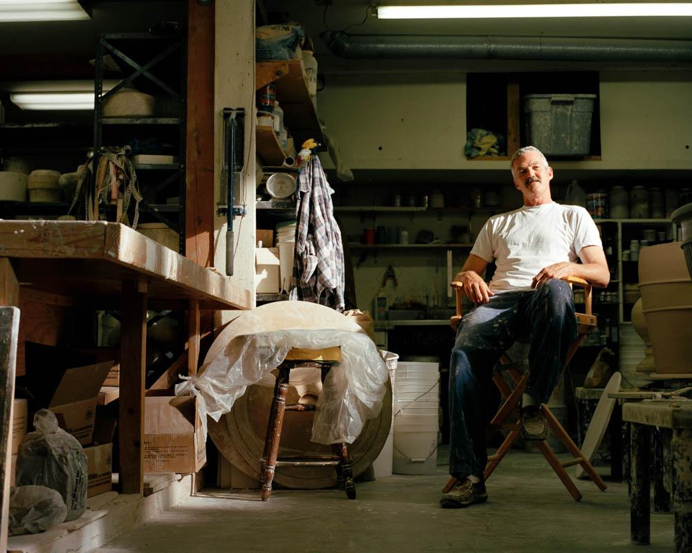 Ron Dier, Artist