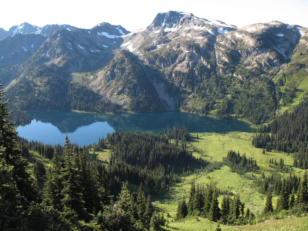 Backcountry Lakes