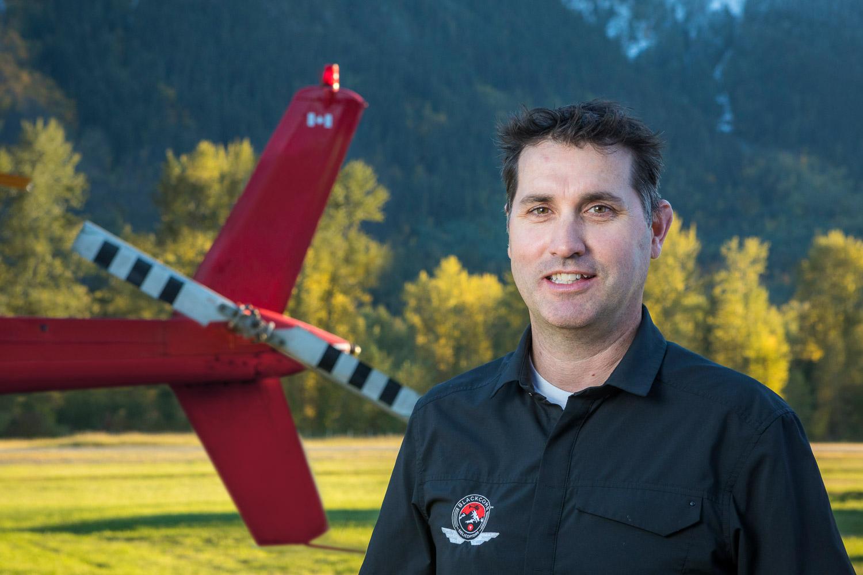Geoff Doran - Chief Pilot
