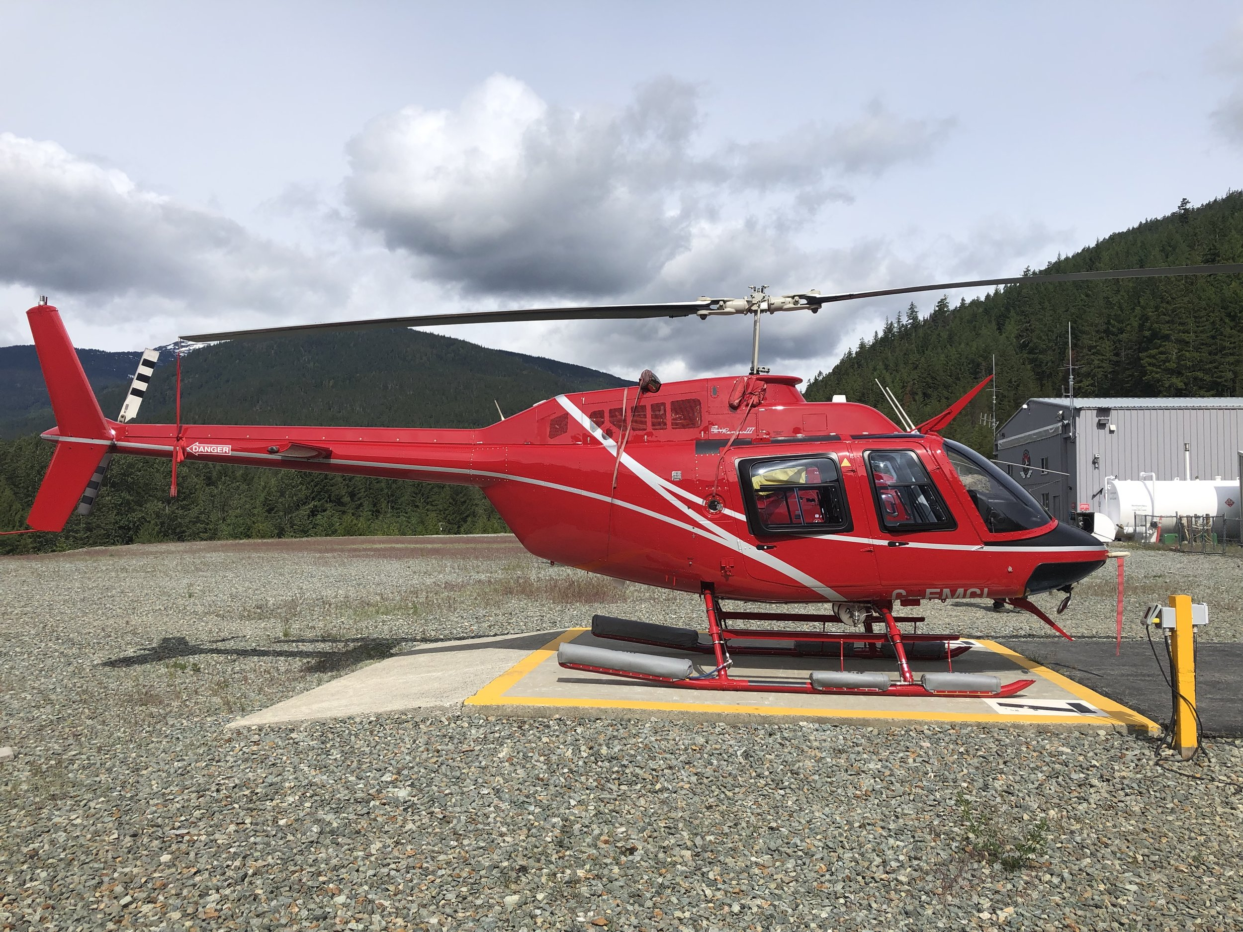 BELL 206B JET RANGER (C-GPGP, C-GBFH, C-GJSD, C-GHMH, C-FMCL)