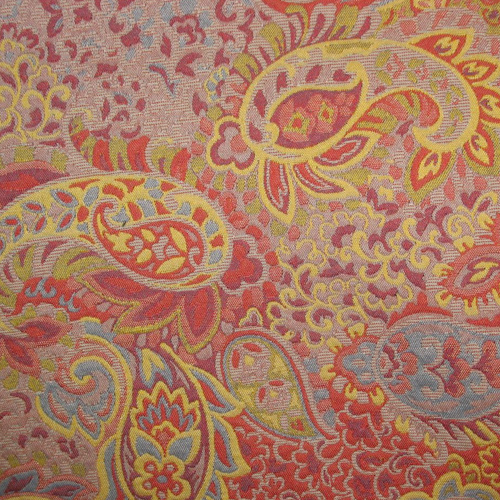 "Mayfield Pink Paisley    Style: Kids Fabrics ID: 13912 Price: $19.90 per yard 54"" Wide- excellent for upholstery or drapery"