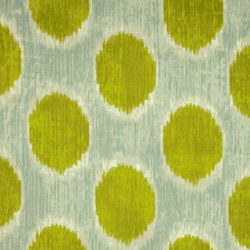 Dots are Hot Grass  Style: Upholstery ID: 152208 Retail Price: $21.90 100% Cotton