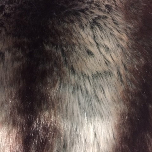 Brown Fox  Style: Faux Furs ID: 15108 Content: 100% Polyester Price: $29.90 per yard