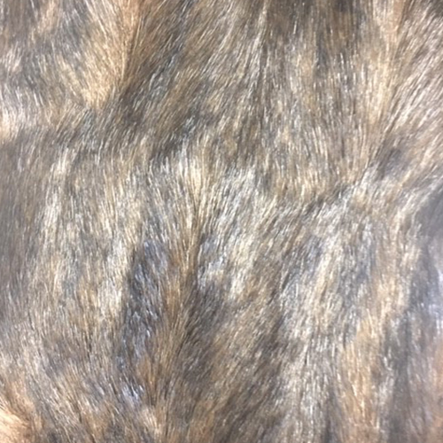 Mahogany Mink  Style: Faux Furs ID: 15106 Content: 100% Polyester Price: $29.90 per yard