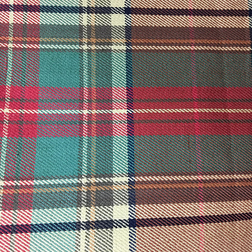 Ancient-Campbell-#234  Style: Checks & Plaids ID: 16411 Color: Red Retail Price: $24.90 per yard Content: 100% Cotton
