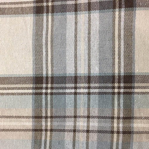 Calloway  Style: Checks & Plaids ID: 15895 Color: Spa Retail Price: $23.90 per yard Content: 89% Cotton, 11% Acrylic