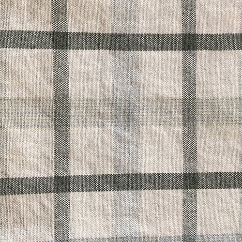 Exiter Silver Sage Perfect  Style: Checks & Plaids ID: 15416 Color: Sage Retail Price: $22.90 per yard Content: 100% Cotton