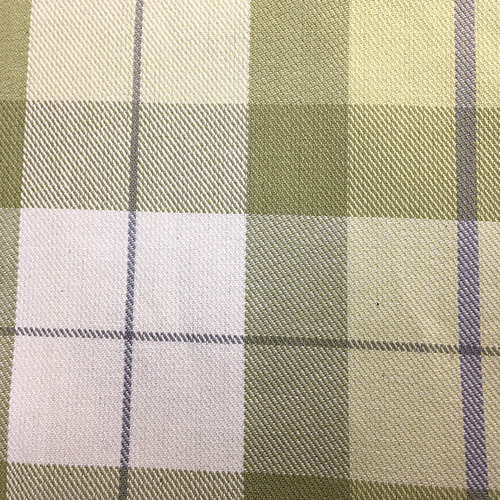Leland Plaid #288  Style: Checks & Plaids ID: 16409 Color: Pear Retail Price: $24.90 per yard Content: 100% Cotton