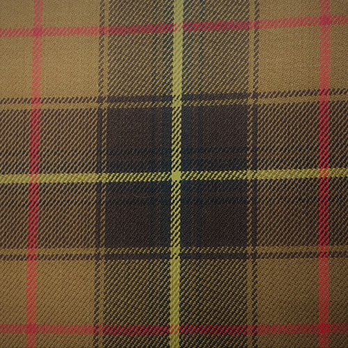 Macenwon Plaid #63  Style: Checks & Plaids ID: 16413 Color: Brown Retail Price: $26.90 per yard Content: 100% Cotton