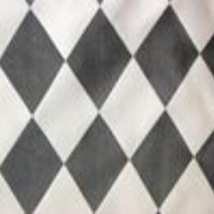 Diana Black & White  Style: Silk ID:8001 Retail Price:$35.90 Content:100% Silk