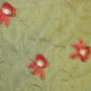 Embroidered Silk Sage  Style: Silk ID:13132 Retail Price:$23.90 Content:100% Silk