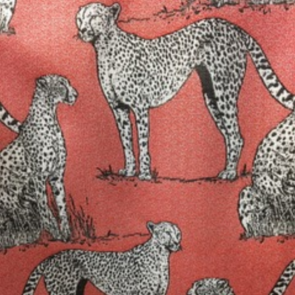 Savannah Cat Red  Style:  ID: Retail Price:  Content: 100% Sunbrella Acrylic