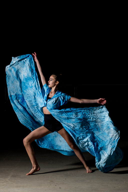 Photography:  Mag Hood l Model:  Katie McDonald l Fashion Design:  Michelle Duncan l Surface Design/Producer:  Dee Wilkie
