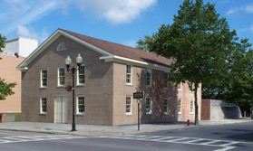 Wesleyan Chapel, site of the Seneca Falls Convention     [Women's Rights National Historical Park]